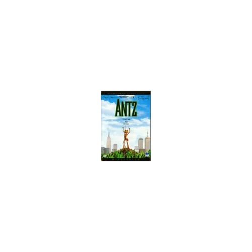 Image 0 of Antz DTS On DVD With Woody Allen Anime
