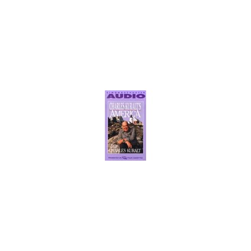 Image 0 of Charles Kuralt's America By Kuralt Charles On Audio Cassette