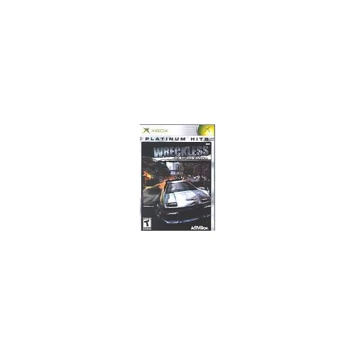 Image 0 of Wreckless Xbox For Xbox Original Racing