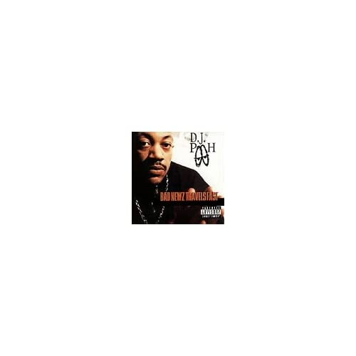 Image 0 of Bad Newz Travels Fast By DJ Pooh On Audio CD Album 1997