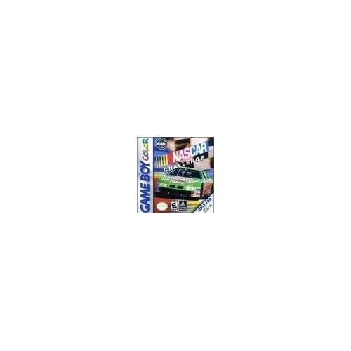 Image 0 of NASCAR Challenge On Gameboy Color