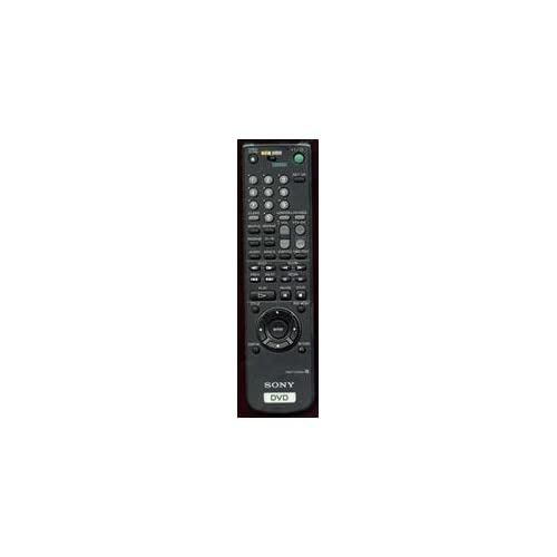 Image 0 of Sony DVD RMT-D108A Remote Control Black Infrared