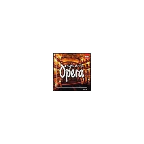 Image 0 of A Night At The Opera By Emi Classics On Audio CD Album