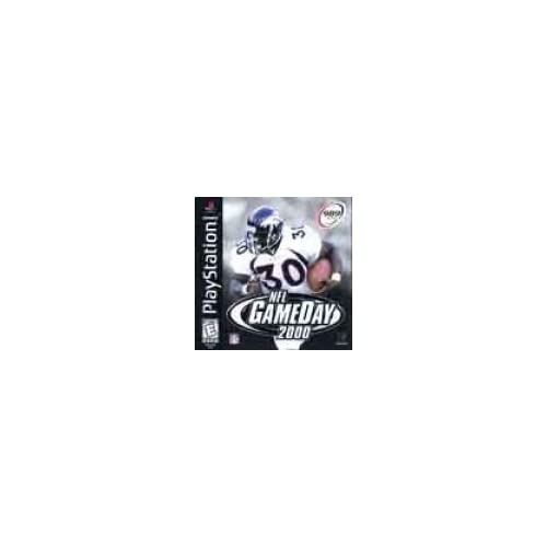 Image 0 of NFL Gameday 2000 For PlayStation 1 PS1 Football