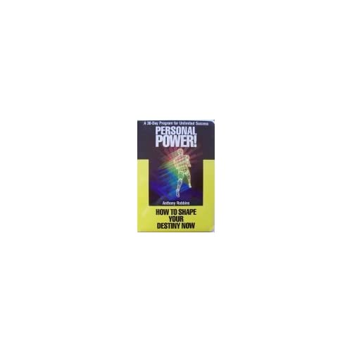 Image 0 of Personal Power! 2: How To Shape Your Destiny Now On Audio Cassette