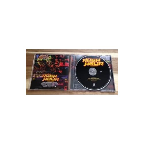 Image 3 of Def Jam's Rush Hour Soundtrack By Grenique 1998 Explicit Lyrics By