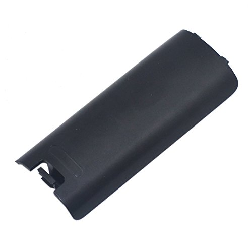 Image 0 of Replacement Wii Battery Remote Controller Cover For Nintendo Black