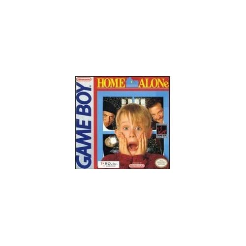 Home Alone On Gameboy