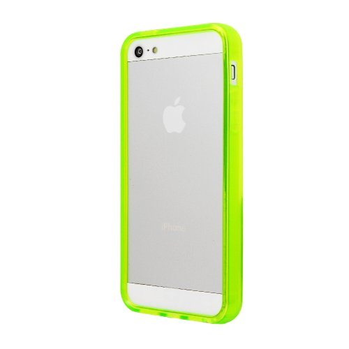 Image 2 of WoW iPhone 5 5S SE Tpu Clear Bumper Case Cover