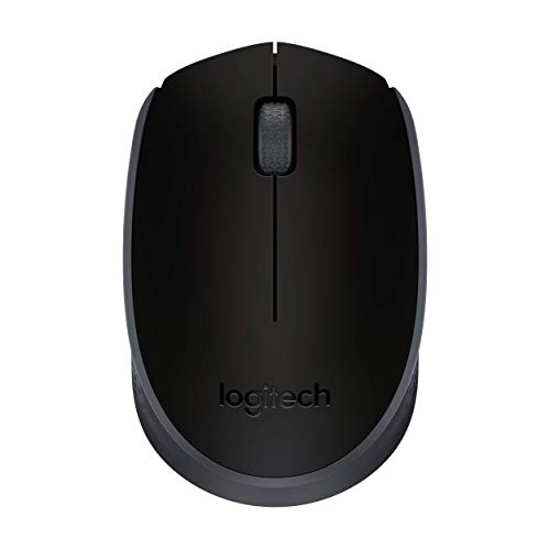Image 0 of Logitech M170 2 4GHZ Wireless 3-BUTTON Optical Scroll Mouse W/nano USB Receiver