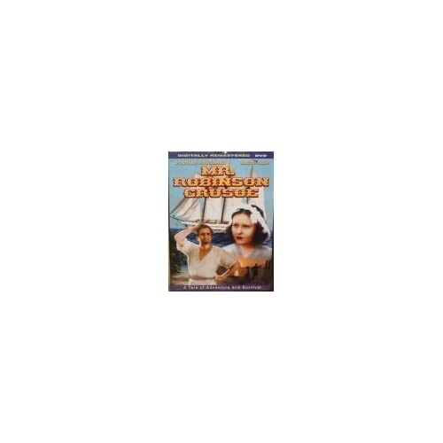 Image 0 of Mr Robinson Crusoe Slim Case On DVD with Douglas Fairbanks