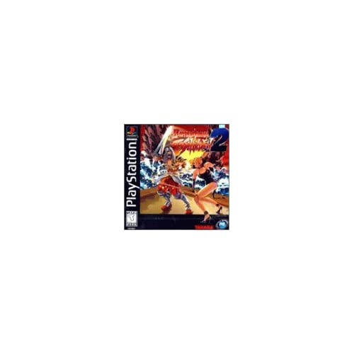 Battle Arena Toshinden 2 For PlayStation 1 PS1 Fighting