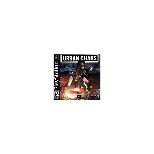 Image 0 of Urban Chaos Game PS1 For PlayStation 1