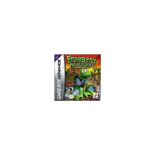 Image 0 of Frogger's Adventures: Temple Of The Frog For GBA Gameboy Advance