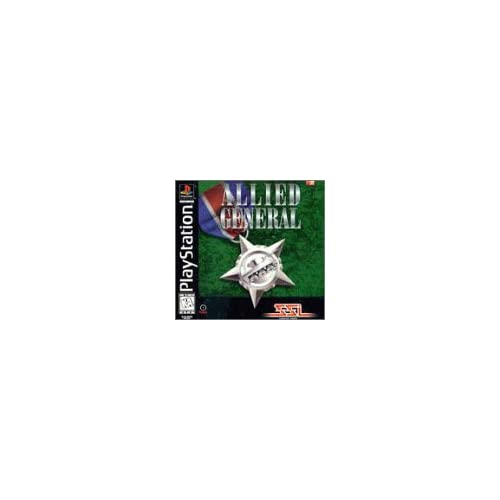 Allied General For PlayStation 1 PS1