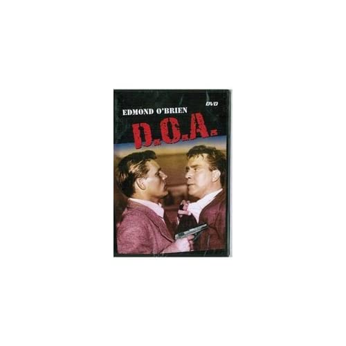 Image 0 of Doa On DVD With Edmond O'Brien