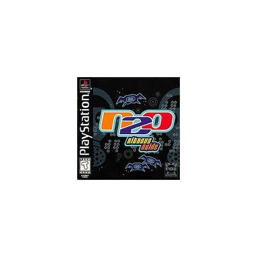 Image 0 of N2O: Nitrous Oxide For PlayStation 1 PS1 Racing