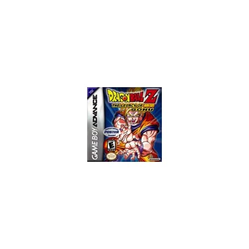 Image 0 of Dragon Ball Z: The Legacy Of Goku For GBA Gameboy Advance