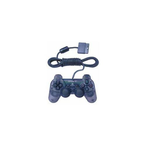 Image 0 of PS2 Dualshock 2 Controller Gray For PlayStation 2 Grey 97065