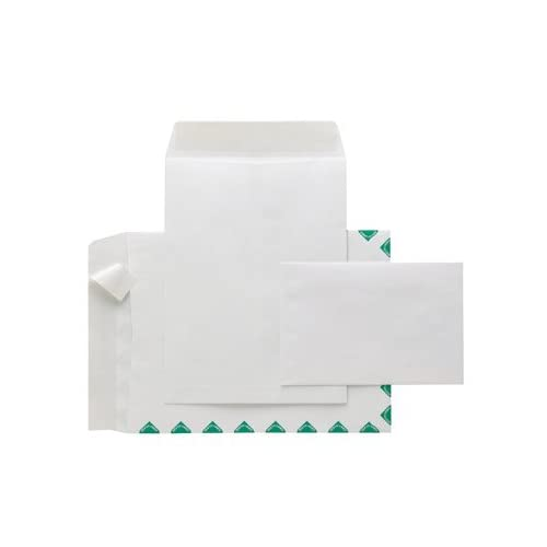 Ascend 10 X 13 Recycled White Peel-To-Seal Catalog Envelopes 100 /