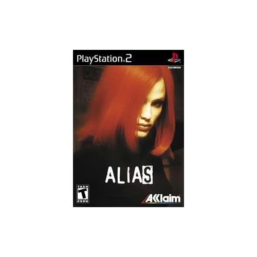 Alias For PlayStation 2 PS2