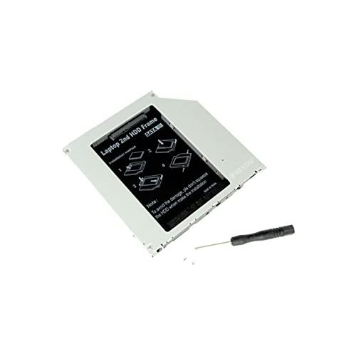 Image 0 of Nextav Slim 9.5MM Odd Laptop Conversion Tray With 2.5IN IDE Hdd/ssd Bay