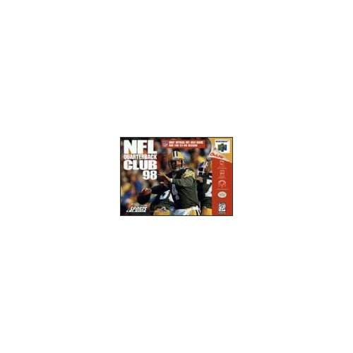 Image 0 of NFL Quarterback Club '98 For N64 Nintendo Football