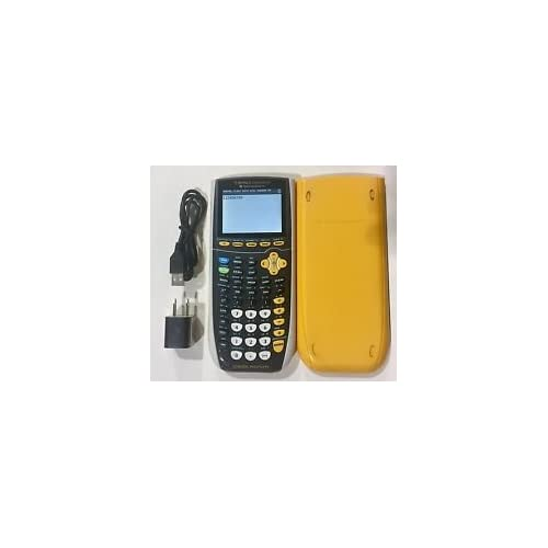 Color Screen Ti 84 Plus C Silver Yellow School Edition By Texas Instruments Calc