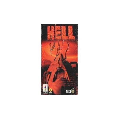 Hell The Cyberpunk Thriller For The For 3DO Vintage