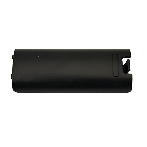 Image 0 of Replacement Wiimote Battery Cover Door Black By Mars Devices For Wii