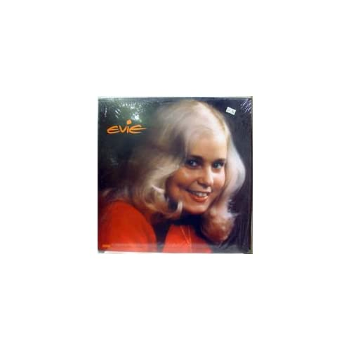 Evie Lp 12/33 RPM By Evie Tornquist Evie Tornquist Performer On Vinyl Record Lp