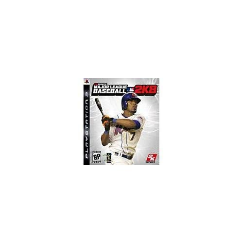 PS3 MLB 2K8 For PlayStation 3 Baseball