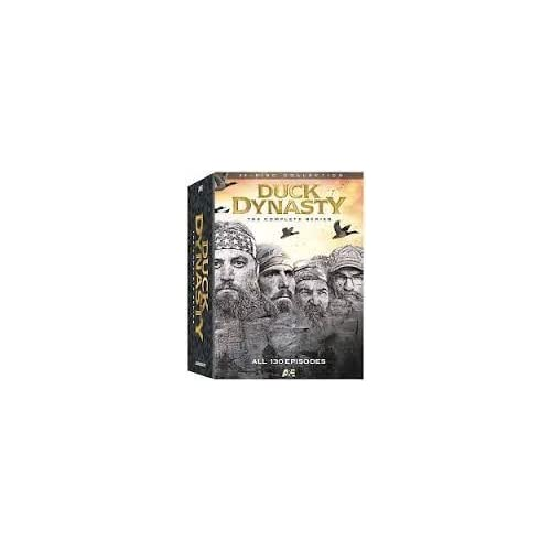 Duck Dynasty: The Complete Series On DVD