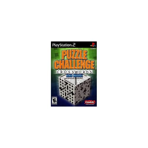 Image 0 of Puzzle Challenge: Crosswords And More For PlayStation 2 PS2