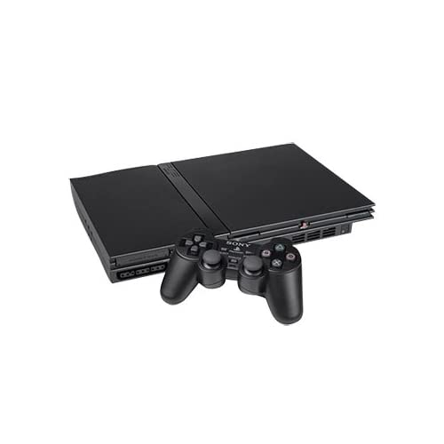 Image 0 of Sony PlayStation 2 PS2 Slim Game Console