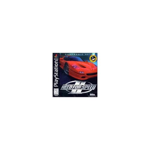 Image 0 of Need For Speed II For PlayStation 1 PS1 Racing