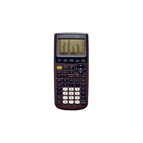 Texas Instruments Ti 73 Viewscreen Calculator TI-73