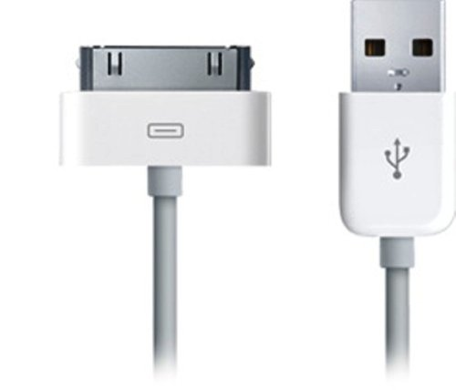 30 PIN USB Sync Charging Cable Compatible For iPhone