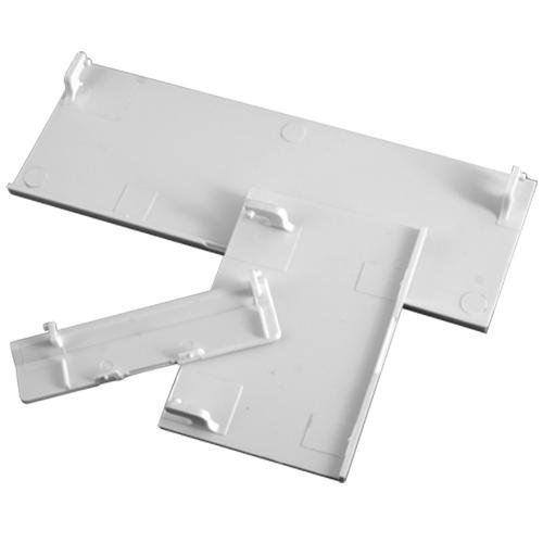 Image 0 of Replacement Door Slot Covers For Nintendo Wii Console