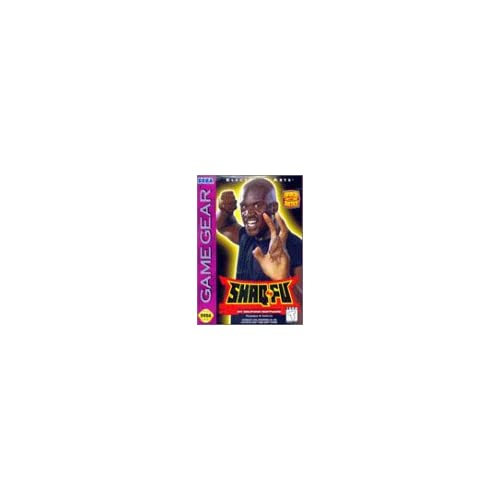 Image 0 of Shaq-Fu For Sega Game Gear Vintage