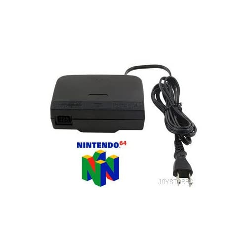 Image 0 of Nintendo 64 Replacement AC Adapter Wall Power Charger For N64