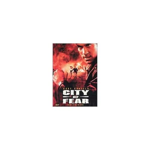 Image 0 of City Of Fear On DVD With Gary Daniels