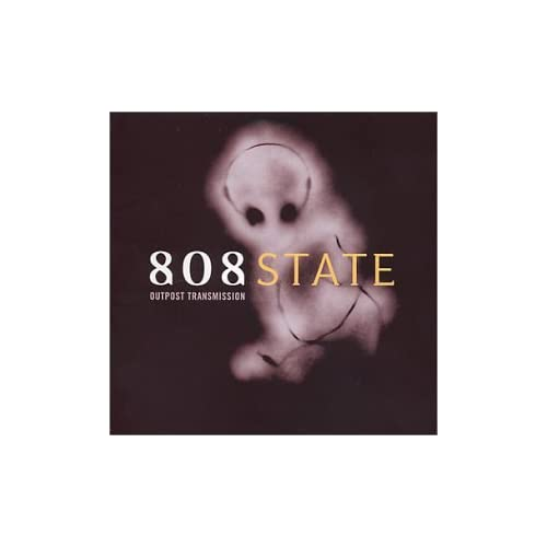 Image 0 of Outpost Transmission By David Vs 808 State Bowie On Audio CD Album 200