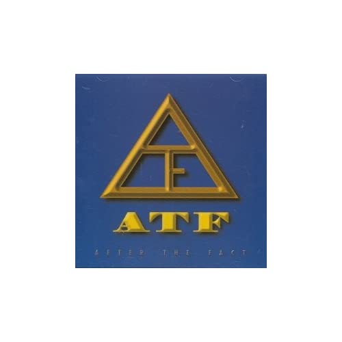 Image 0 of After The Fact By Atf On Audio CD Album