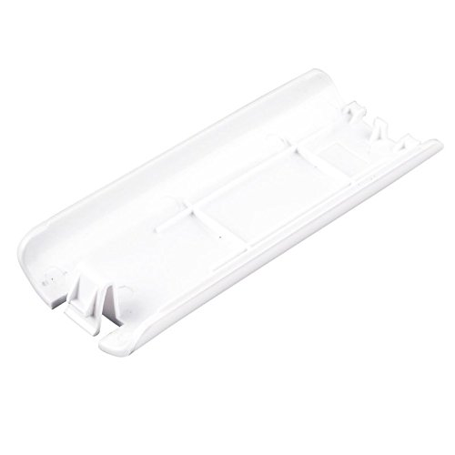 Image 3 of Nintendo Wii Mote Remote Battery Pack Cover White