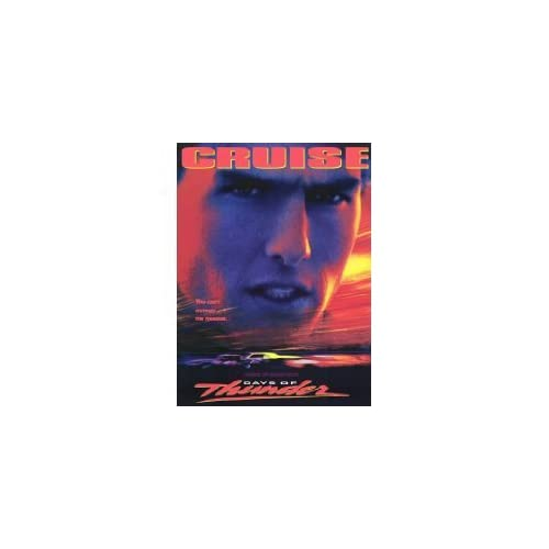 Days Of Thunder Widescreen Edition On DVD