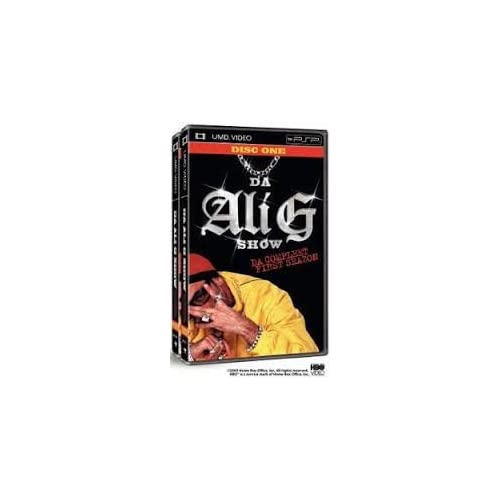 Image 0 of Da Ali G Show Complete First Season For PSP.