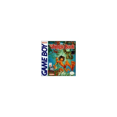 Jungle Book On Gameboy