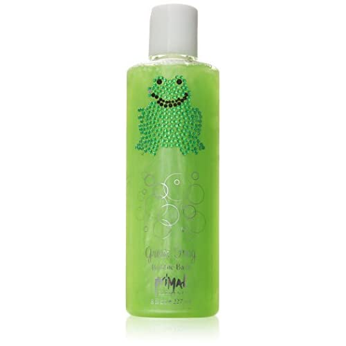 Primal Elements Bubble Bath Green Frog 8 Ounce