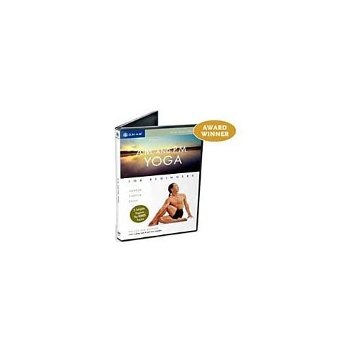 Image 0 of AM And Pm Yoga For Beginners On DVD With Patricia Walden Exercise